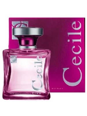 Cecile Cecile Women Diva Edt Spray - 100 Ml