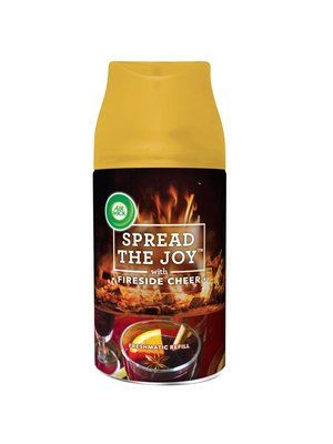 Airwick Airwick Freshmatic Navul Spread The Joy With Fireside Cheer - 240 Ml