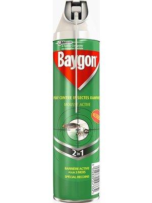 Baygon Baygon Spray Tegen Kruipende Insecten Actiief Schuim - 400 Ml