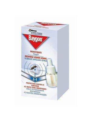 Baygon Baygon Muggen Vloeisofverdamper Navul - 1 Stuks