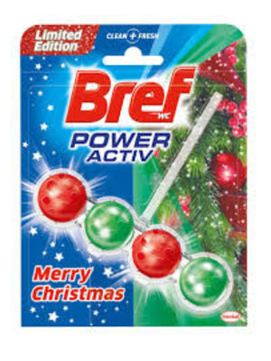 Bref Bref Power Active Toiletblok Christmas - 50 Gram