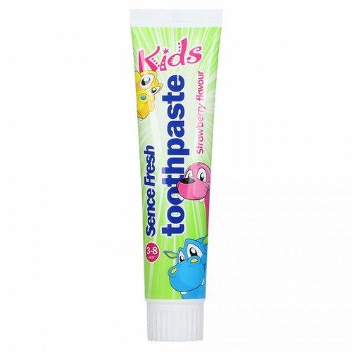 Sencefresh Sencefresh Kids Tandpasta - 125 Ml