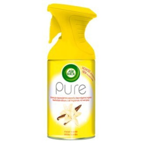 Airwick Airwick Pure Spray Vanille - 250 Ml