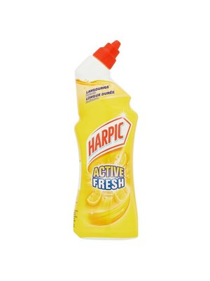 Harpic Harpic Active Fresh Toiletreiniger Citrus - 750 Ml