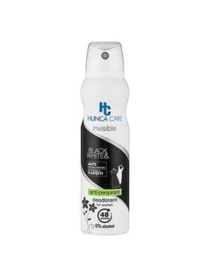 Hc Hc Invisible Black & White Woman Deodorant - 150ml