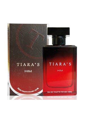 Tiara's TIARA'S HIM FOR MEN EDT SPRAY - 50 ML