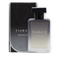 TIARA'S QUANTUM FOR MEN EDT SPRAY - 100 ML