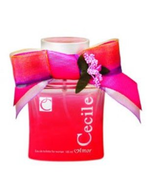 Cecile Cecile Women Amor Edt Spray - 100 Ml