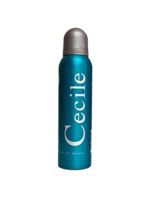Cecile Cecile Women Iris Deodorant - 150 Ml