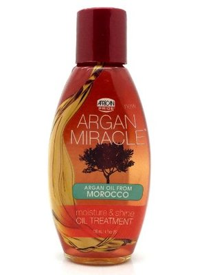 African Pride African Pride Argan Miracle Moisture & Shine Oil Treatment  118 ml
