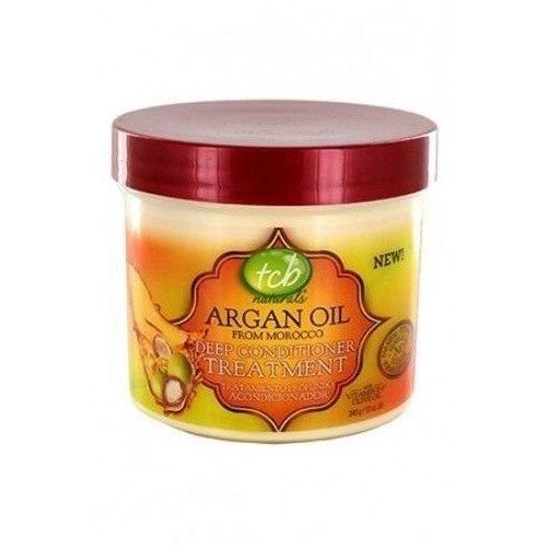 Tcb Tcb Naturals Argan Oil Deep Conditioner Treatment  340 Gram