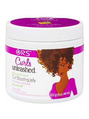 Curls Curls Unleashed Ors Set It Off Curls Boosting Jelly 453 Gram