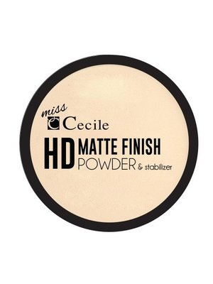 Cecile CECILE HD MATTE FINISH POWDER & STABILIZER - 07