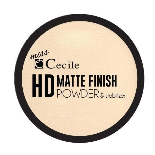 Cecile CECILE HD MATTE FINISH POWDER & STABILIZER - 02