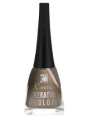 Cecile CECILE NAGELLAK KERATINE COLOR BRUIN - 10