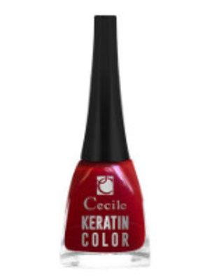 Cecile CECILE NAGELLAK KERATINE COLOR ROOD - 19