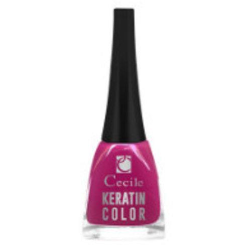 Cecile Cecile Nagellak Keratine Color Roze - 15