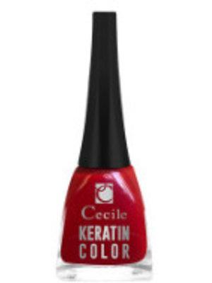 Cecile CECILE NAGELLAK KERATINE COLOR RED - 17