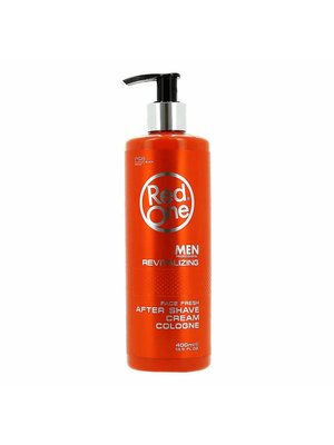 Red one Red One Aftershave Cream Orange  400 ml