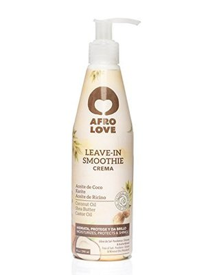 Afro love Afro love leave in smoothie coconut/ shea butter/ castor oil 290 ml