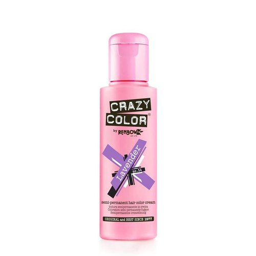 Crazy color Crazy color lavendel no 54 100 ml