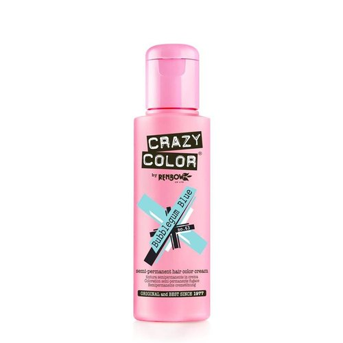 Crazy color Crazy color bubblegum blue no 63 100 ml