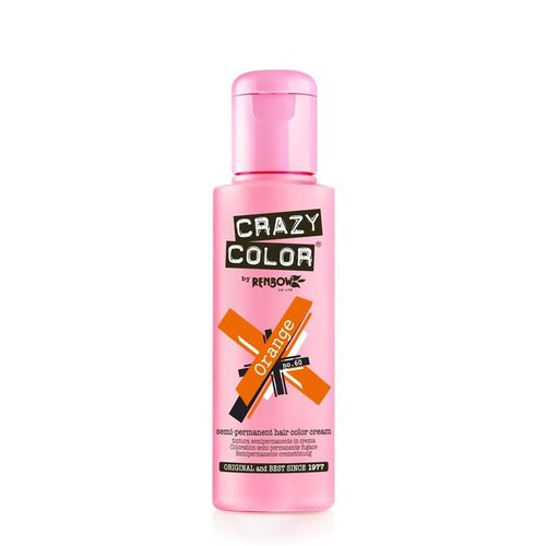 Crazy color Crazy color orange no 60 100 ml