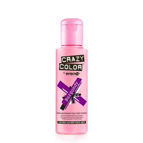 Crazy color Crazy color burgundy no 61 100 ml