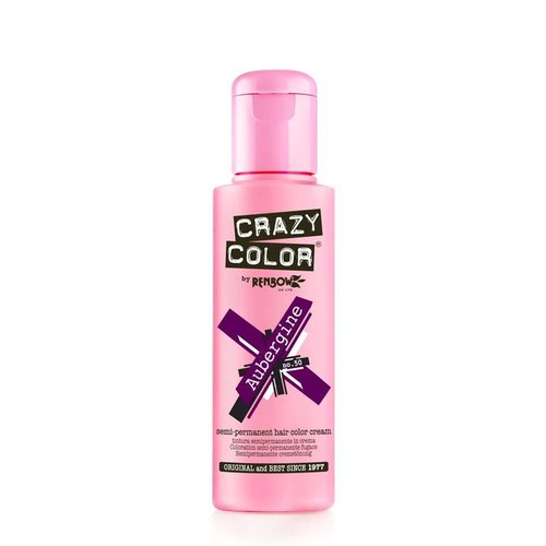 Crazy color Crazy color aubergine no 50 100 ml
