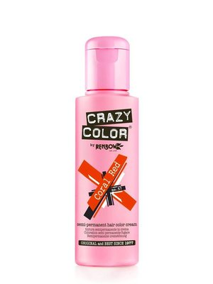 Crazy color Crazy color coral red no 57 100 ml