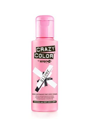 Crazy color Crazy color silver no 27 100 ml