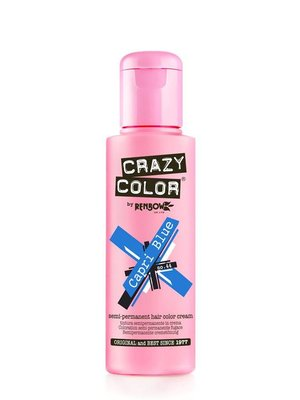 Crazy color Crazy color capri blue no 44 100 ml