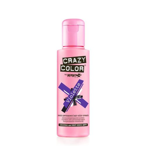 Crazy color Crazy color violette no 43 100 ml
