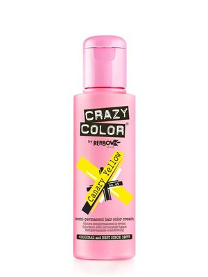 Crazy color Crazy color canary yellow no 49 100 ml