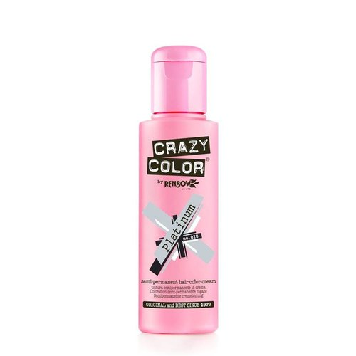 Crazy color Crazy color platinum no 28 100 ml