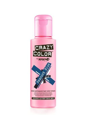 Crazy color Crazy color peacock blue no 45 100 ml