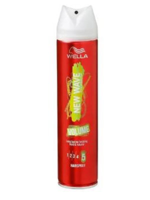 Wella Wella new wave Haarspray Extra Sterk - 250ml