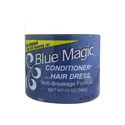 Blue magic Blue magic conditioner hair dress 300 Gram