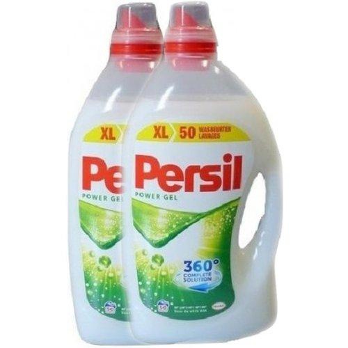 Persil Persil Power Gel White - Vloeibare Wasmiddel 3.3 Liter
