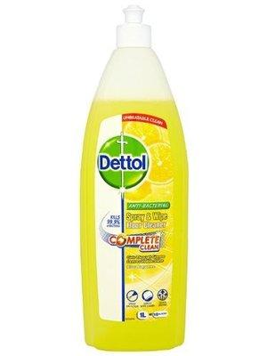 Dettol Dettol allesreiniger citroen 1 liter