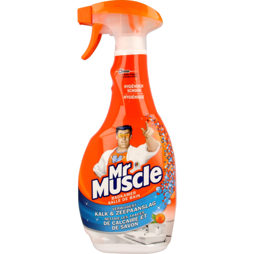 Mr Muscle Mr Muscle badkamer reiniger 500ml
