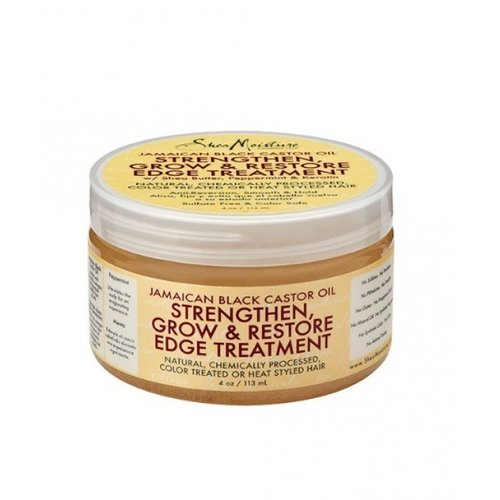 Shea Moisture Shea Moisture Jamacian Black Castor Oil Strengthen, Grow & Restore Edge Treatment 113 ml
