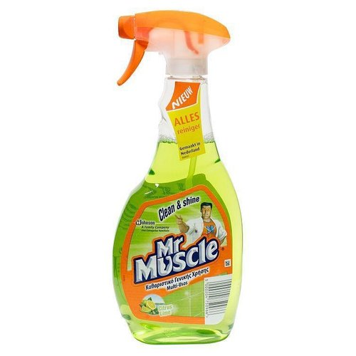 Mr Muscle Mr Muscle allesreiniger ontvetter spray 500ml
