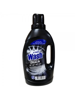 At Home At Home Vloeibare Wasmiddel - Black 1000ml