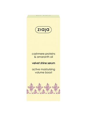 Ziaja Ziaja cashmere proteins & amaranth oil haarserum 50ml