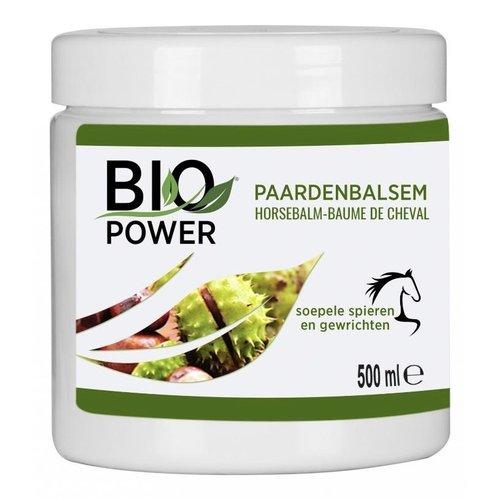 Biopower Biopower paardenbalsem 500 ml
