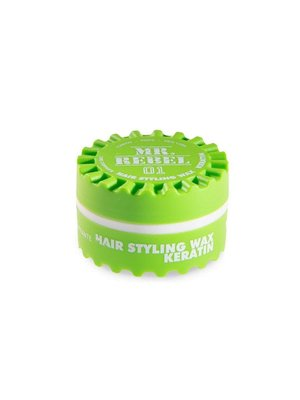 Mr. Rebel Mr.Rebel Styling Wax Bright White - Haarwax 150ml