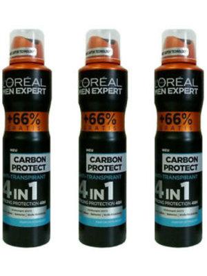 Men L'Oréal Men Expert Deodorant Spray - Carbon Protect 150ml