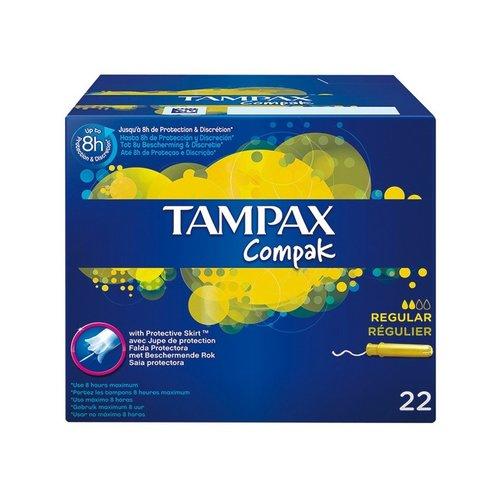 Tampax Tampax Compak 20 St Regular