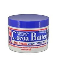 Hollywood Cocoa Butter Skin Creme Met Vitamine E  213 Gram